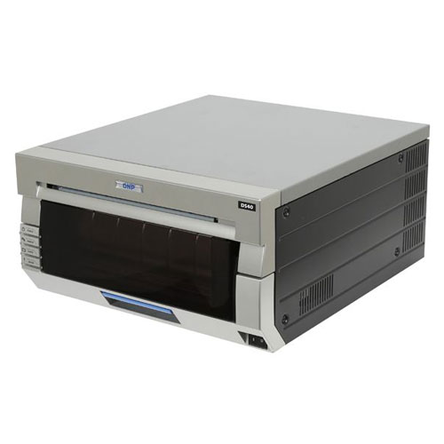 DS-40 - the preferred photo printer of leading system integrators and photo professionals